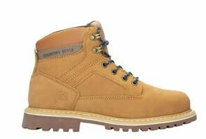 Členková pracovná obuv FARM HIGH NEW farmárka