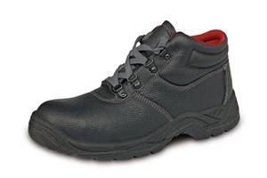 Členková pracovná obuv FF MAINZ SC-03-007 ANKLE O1
