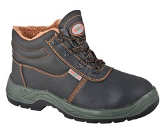 Členková pracovná obuv FIRSTY FIRWIN O1 zateplená
