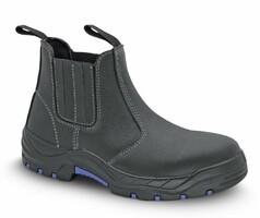 Členková pracovná obuv QUITO O1 zváračská