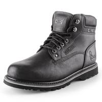 Členková pracovná obuv ROAD CLARKE farmárka