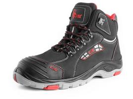 Členková pracovná obuv ROCK DIORIT O2