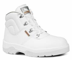 Členková pracovná obuv WHITE DELTA O2