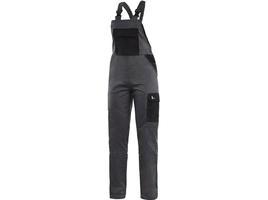 Dámske montérkové nohavice CXS PHOENIX HEKATE s náprsenkou