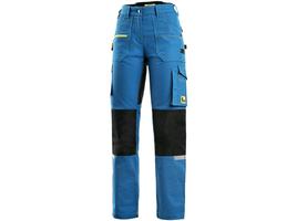 Dámske montérkové nohavice CXS STRETCH do pása
