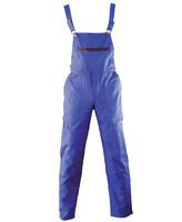 Dámske montérkové nohavice KLASIK s náprsenkou