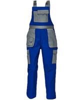 Dámske montérkové nohavice MAX EVOLUTION LADY s náprsenkou