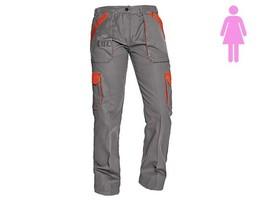 Dámske montérkové nohavice MAX LADY do pása