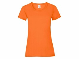 Dámske tričko FRUIT OF THE LOOM VALUEWEIGHT T LADY FIT