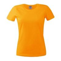 Tričko KEYA 180 dámske žltá (gold) XL***