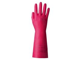 Dielektrické rukavice ELEKTRA do 500 V máčané v latexe