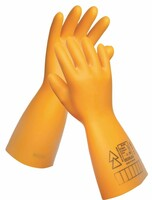 Dielektrické rukavice ELSEC do 17000 V latexové