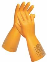 Dielektrické rukavice ELSEC do 26500 V latexové
