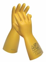 Dielektrické rukavice ELSEC do 500 V latexové