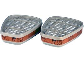 Filter 3M 6055 A2 - organika, plyny, výpary (C*)