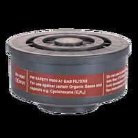 Filter P900 A1 - organika, plyny, výpary