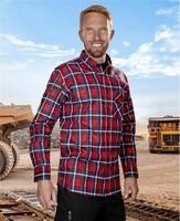 Flanelová košeľa JONAH