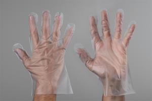 Jednorazové rukavice CHICK TPE