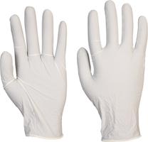 Jednorazové rukavice DERMIK LB53 nepudrované latexové