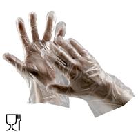 Jednorazové rukavice DUCK polyetylénové