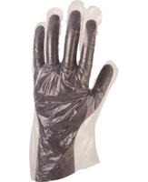 Jednorazové rukavice HDPE polyetylénové (100 ks)