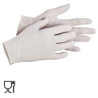 Jednorazové rukavice LOON latexové pudrované