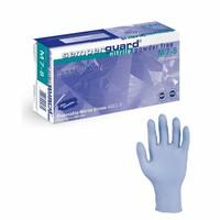 Jednorazové rukavice SEMPERGUARD SAPPHIRE BLUE nitrilové nepudrované