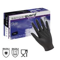 Jednorazové rukavice Semperguard STYLE nitrilové nepudrované