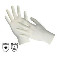 Jednorazové rukavice TOUCH N TUFF 69-318 latexové nepudrované