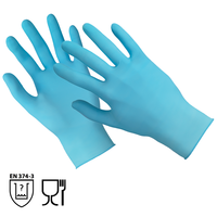 Jednorazové rukavice TOUCH N TUFF 92-670 nitrilové pudrované