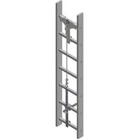 Konzola AN701 vertikálna stredová montážna