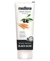 Krém na ruky MEDILONA (čierna oliva a proteín) 100 ml