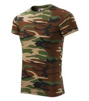 Maskáčové tričko CAMOUFLAGE (Nr.144) unisex