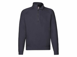 Mikina F71 FRUIT ZIP NECK SWEAT