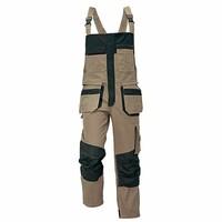 Montérkové nohavice ASSENT RENMARK s náprsenkou