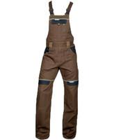Montérkové nohavice COOL TREND s náprsenkou predĺžené 194cm (new)