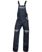 Montérkové nohavice COOL TREND s náprsenkou skrátené 170cm (new)