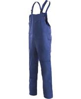 Montérkové nohavice CXS KLASIK FRANTA s náprsenkou