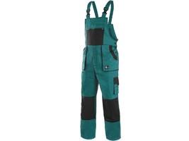 Montérkové nohavice CXS LUXY ROBIN s náprsenkou