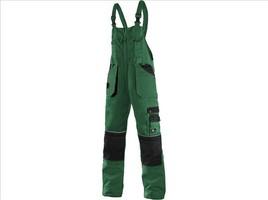 Montérkové nohavice CXS ORION KRYŠTOF s náprsenkou