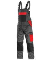Montérkové nohavice CXS PHOENIX CRONOS s náprsenkou