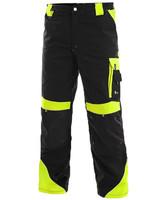 Montérkové nohavice CXS SIRIUS BRIGHTON do pása