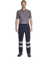 Montérkové nohavice HUELVA RFLX do pása