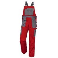 Montérkové nohavice MAX EVOLUTION s náprsenkou predĺžené (194 cm)