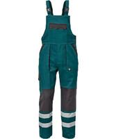 Montérkové nohavice MAX NEO REFLEX s náprsenkou