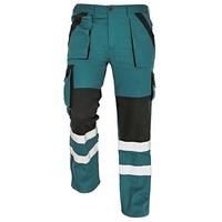 Montérkové nohavice MAX REFLEX do pása