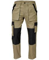 Montérkové nohavice MAX SUMMER do pása