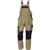Montérkové nohavice MAX SUMMER s náprsenkou