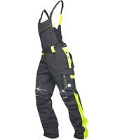 Montérkové nohavice NEON s náprsenkou