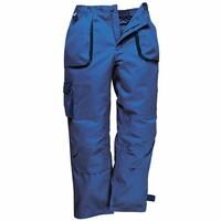 Montérkové nohavice TX11 TEXO CONTRAST do pása predĺžené (194 cm)